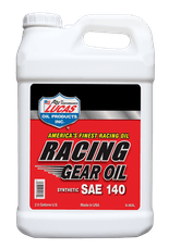 Lucas Oil 10432 Synthetic Racing Gear Oil SAE 140