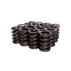 "Lunati LLC 73126-16 Single Valve Spring w/ Damper; 1.500"" O.D.; 1.800"" Installed Height; 16 Springs"