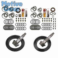 Motive Gear MGK-105 Differential Ring and Pinon Front and Rear Complete Kit
