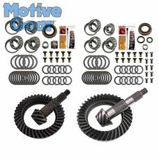 Motive Gear MGK-107 Differential Ring and Pinon Front and Rear Complete Kit