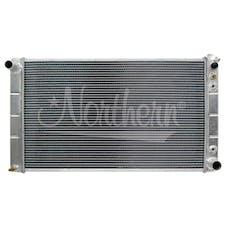 Northern Radiator 205026 Muscle Car Radiator - 33 x 18 3/8 x 3 1/8