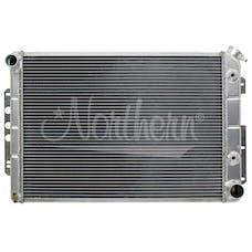 Northern Radiator 205133 Muscle Car Radiator - 27 3/4 x 18 7/8 x 3 1/8