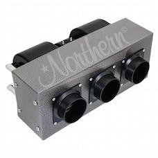 Northern Radiator AH545 12 Volt 30,000 BTU High-Output Auxiliary Heater