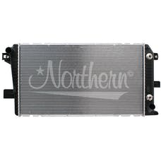 Northern Radiator CR2510 Plastic Tank Radiator - 34 X 19 1/2 X 1 7/16 Core
