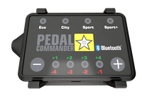 Pedal Commander PC65-BT Throttle Controller, Easy Installation (Plug & Play); OEM Factory Plugs