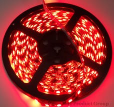 Race Sport Lighting RS-3528-3MR 9ft (3M) LED Strip (Red)