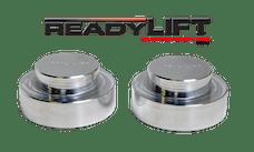 ReadyLift 66-3010 1.0in. BILLET ALUMINUM REAR LIFT COIL SPACER KIT