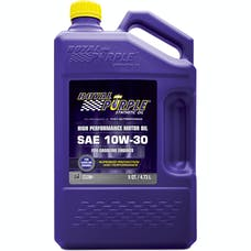 Royal Purple 23130 Case Pack of 3 10W-30 Passenger Car Engine Oil