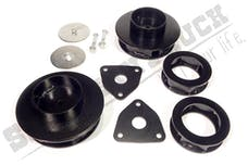 "Southern Truck 35030 2.5"" Front & Rear Leveling Coil Spring Spacer Kit"