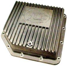 TCI Automotive 328000 GM TH350 Cast Aluminum Deep Pan (2 Extra Quarts).