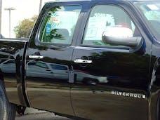 TFP 200KE Truck & SUV Door Handle Insert Stainless Steel Chrome Finish