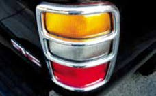 TFP 310D TailLight Insert 2 Bar Lines