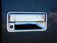 TFP 405VT Truck & SUV Door Handle Insert Plastic Chromed Finish