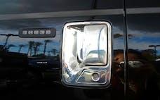 TFP 440KE Truck & SUV Door Handle Insert Stainless Steel Chrome Finish