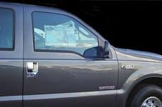 TFP 440 Truck & SUV Door Handle Insert Stainless Steel Chrome Finish