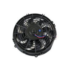 """Top Street Performance HC7102 10"""" Pro Series Universal Electric Cooling Fan, S-Blade"""