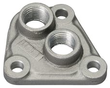 Trans Dapt Performance 1011 Bolt-on Style Oil Filter Bypass Adapter- 1959-64 Pontiac engines