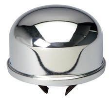 "Trans Dapt Performance 4802 2-3/8"" Diameter ""PUSH-IN"" Style Breather Cap-CHROME"
