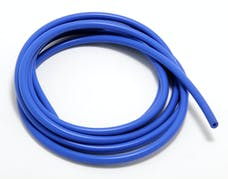 Trans Dapt Performance 5777 VACUUM HOSE (silicone); BLUE: 3MM Diameter- 10ft. Roll