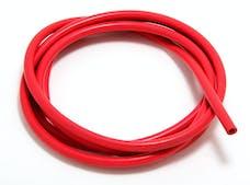 Trans Dapt Performance 5778 VACUUM HOSE (silicone); RED: 6MM Diameter- 10ft. Roll
