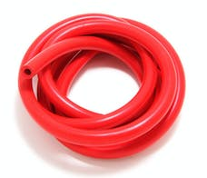 Trans Dapt Performance 5784 VACUUM HOSE (silicone); RED: 10MM Diameter- 10ft. Roll