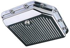 Trans Dapt Performance 8896 TH-350 Aluminum Transmission Pan -Stock Depth