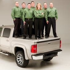 Undercover Paint UC2126S Undercover LUX SE Smooth Tonneau Cover