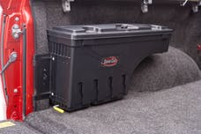 UnderCover SC300D Swing Case Storage Box Drivers Side Black Smooth