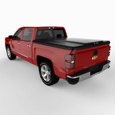 UnderCover UC1118 Elite Tonneau Cover Black