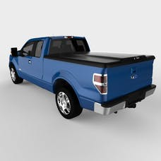 UnderCover UC2138 Elite Tonneau Cover Black