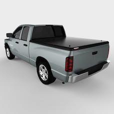 UnderCover UC3020 Classic Tonneau Cover Black Textured Finish Non Paintable