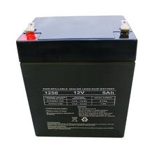 WESTiN Automotive 65-75023 Replacement; 5 AMP Battery