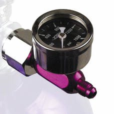 Zex 82005 Nitrous Pressure Gauge