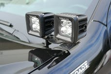ZROADZ LED Lighting Solutions Z369641-KIT4 ZROADZ Hood Hinge LED Kit