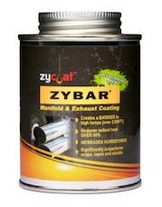 ZyCoat 10008 ZyBar Bronze Satin high temperature thermal coating 8 oz(236mL) bottle