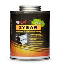 ZyCoat 11016 ZyBar Midnight Black high temperature thermal coating 16 oz(473mL) bottle