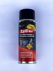 "ZyCoat 18013 ZyCor High Temperature ""Gasser"" White Exhaust Coating 13 oz Aerosol Spray"