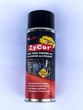 "ZyCoat 19013 ZyCor High Temperature ""Bitchin Black"" Color Coat 13 oz Aerosol Spray"