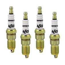 ACCEL 0514-4 High Performance Copper Core Spark Plug, 4pk