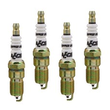 ACCEL 0526-4 High Performance Copper Core Spark Plug, 4pk