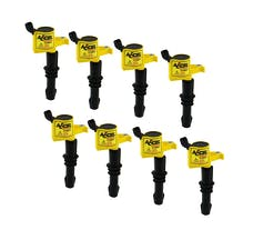 ACCEL 140033-8 SuperCoil Ignition Coil, 8pk