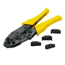 ACCEL 170036 Heavy Duty Professional Crimp Tool