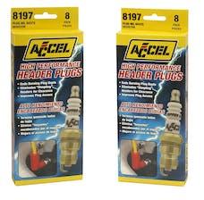 ACCEL 8197 U-Groove Spark Plug Header Plug