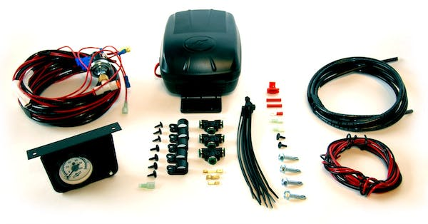 Air Lift 25592 LOAD CONTROLLER II; ON-BOARD AIR COMPRESSOR CONTROL SYSTEM