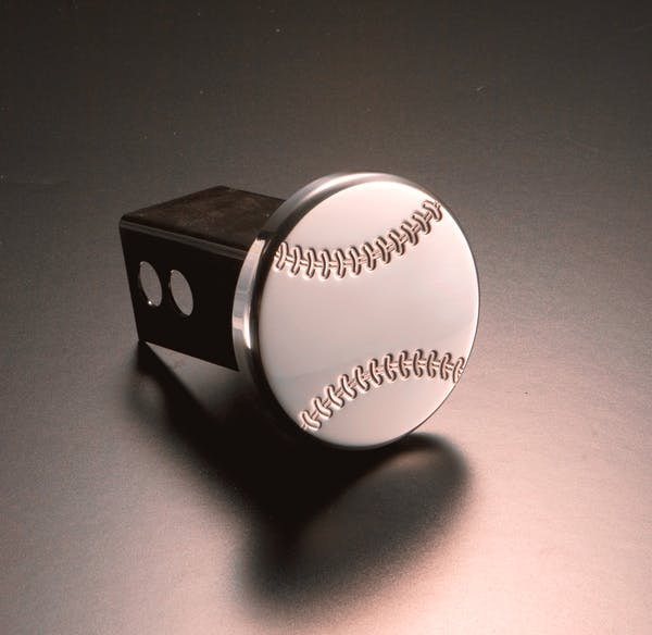 AMI Styling 1031 AMI Baseball Hitch Cover