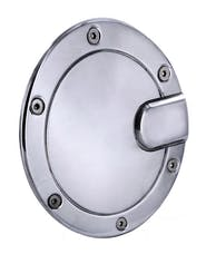 AMI Styling 6052P AMI Race Style Billet Fuel Dr 5 1/2in. Ring O.D. No Door-Polished