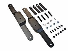 AMP Research 74602-01A No Drill Bracket - Mounting Kit - Optional Upgrade