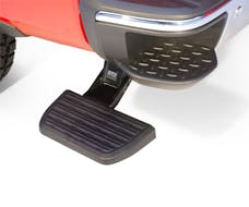AMP Research 75314-01A BedStep Black Rear Bumper Access