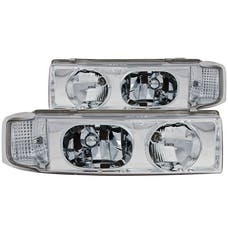 AnzoUSA 111001 Crystal Headlights