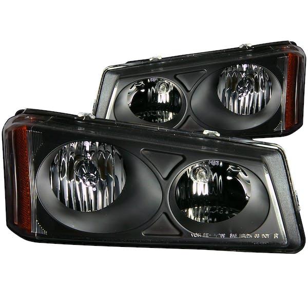 AnzoUSA 111009 Crystal Headlights